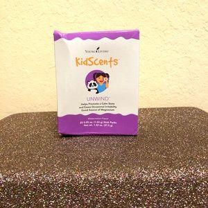 Young Living Kidscents Powder Packs Unwind NEW